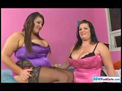 Fat, Lesbians, British