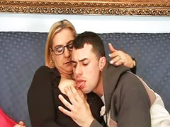 Mature anal, Boots
