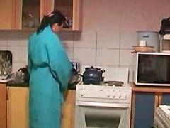 Boy, Kitchen