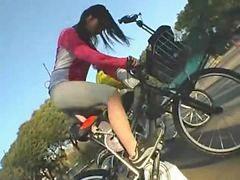 Orgazm, Bisiklet