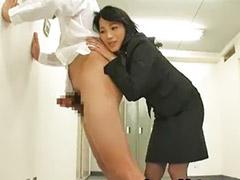 Japanese, Handjob asian, Ass licking, Asian handjob, Natsumi kitahara, Asian lick ass