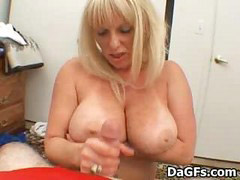 Titfuck, Big mature, Mature bj, Mature big, Titfucks, Titfucking