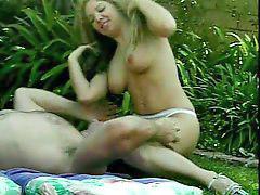 Dick in dick, Gardeneer, Allowing, In garden, Garden, Gard
