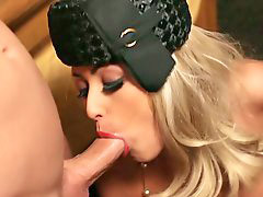 Deep throat, Breanne benson, Breanne, Throating cocking, Throat deep, Taking huge cock