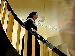 Bestraft, Bestrafen männer, Nonne, Bestraft, Bestrafen, Bestrafung