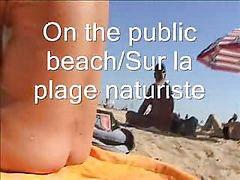 Plaža, Dana d, Javni