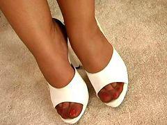 Foot, Nylon