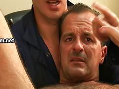 Sexo anal en grupo, Masturbación domina
