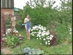 في الحديقه, فتيات روسيات, في العراه, جنات, في البنت, حديقه العراه