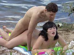 Plaža, Mlad, Sexs mladi