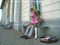 German fuck, German public, German blonde fucked, Busty german, Public blonde, Public busty