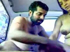 Bhabhi, Marathi, Moans, Ilm, Indian car, In car