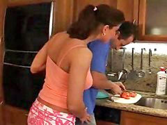 Housewife, Hous, In head, In cook, Head in, Horny housewifes