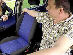 Czech car, 7 age, Hooker car, Agees, Czech hooker, Car hook