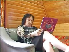 Granny, Boy, Granny anal