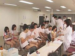 Sekolahan jepang siswi, Cek medikal, Sekolahan jepang, Periksa, Jepang, Siswi sekolahan