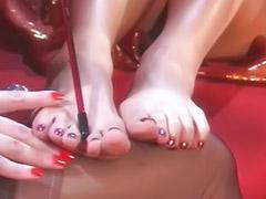 Foot, Latex