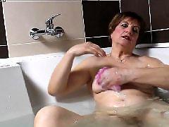 Abuelas masturbandose, Abuela 👵, Abuelitas masturbandose, En el baño, En el bano