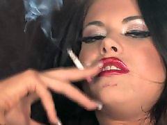 سكس تدخين, سيدة فاتنة, سكس استراق النظر جنس, احباء, سكس يدخن, سكس بالباس