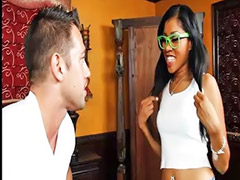 Throat fucked, Naughty america, Ebony blowjob, Glasses blowjob, Şişman sex, Vagina fuck