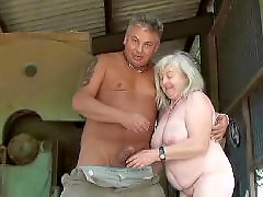 Grannys blowjob, Grannys amateurs