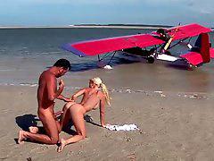 شقراوات الشاطئ, شقراء على الشاطىء, على الشواطئ, على الشاطئ, على شاطء البحر, حمار