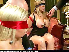 Hooter, Hoot, Wiving, Wived, With husband, Playing huge