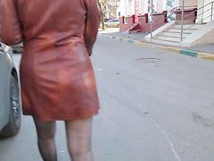 Pisen, En calle