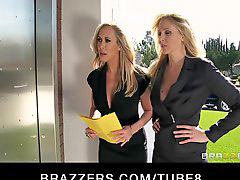 Brandi love, Julia ann