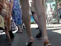 Upskirt thong, Thonges, Blonde thong, Thong,s, Thong, Upskirt