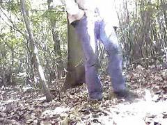 Wood fuck, Fuck in wood, Woods, Wood