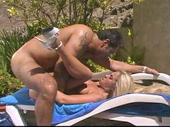 Pool fucking, Pool fuck, Pool blond, On pool, Hot babes anal, Hot babe blonde