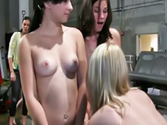 Lesbian punished, Lesbians amateur, Three lesbian, Lesbians punishment, Amateur three, Punishment amateur punished