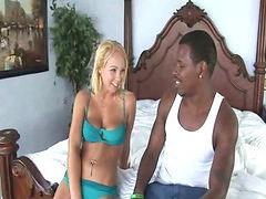 Interracial, Lingerie, Lingerie sexy, Linger, Interracial blonde, Blonde lingerie