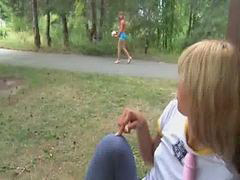 Friends girlfriend, Two toys, Two toy, Dobl, Girlfriend outdoor, Girlfriend toyed