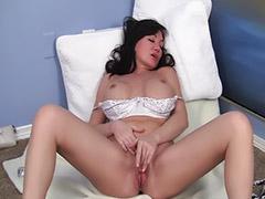 Shaving, Young girl, Big tits solo, Big tits brunettes, Shaved solo, Big tit milf