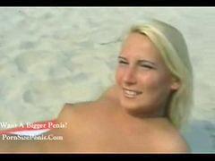 نكاح عاري, شقراوات الشاطئ, شقراء على الشاطىء, تبول ن, على الشواطئ, شواطىء العراه