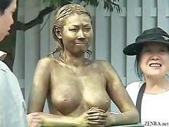 Japanese, Tit japan, Tit japanese, Green b, Gardeneer, Statues