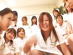 Mamando vaginas, Morena gozando, Enfermera japonesa lactando, Disfrutando del sexo