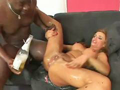 Fisting, Squirt, Swallow, Orgy, Fist, Interracial
