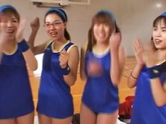 Diluar ruangan asia jepang, Di luar ruangan asia jepang, Asian jepang gadis, Pemain basket, Asian publik, Anak gadis perempuan jepang