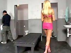 Public, Toilet, Sabrina, Toilet toilet, Rose b, Sodomize