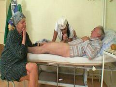 ممرضة والجد, ممرضات صغيرات, مص زب صغار, مرضعات صغيرات, كلبات صغيرات, كلبات صغار