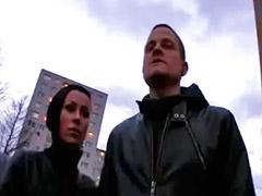 Public blowjob, Amateur pov, Pov threesome, Pov oral, Public sex, Her pov