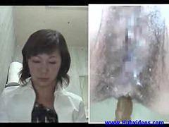 Memek pipis, Memek kencing, Memek jepang, Jepang, Kencing