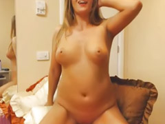 Blonde hottie, Amateur riding, Dildo riding, Dildo cam, Ride dildo, Big tits solo