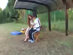 Japanese, Handjob asian, Asian handjob, Outdoor handjob, Asian japanese masturbation, Sayama
