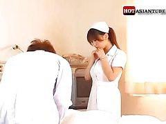 Jebanje pacijentkinja, Jebanje medicinskih sestara, Jebanje bolesnice, Japanski