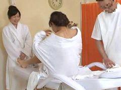 Massage, Mom, Daughter