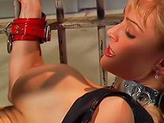 Femdom, Spanking lesbian, Lesbian stockings, Lesbian big, Lesbian spanking, Prisoners
